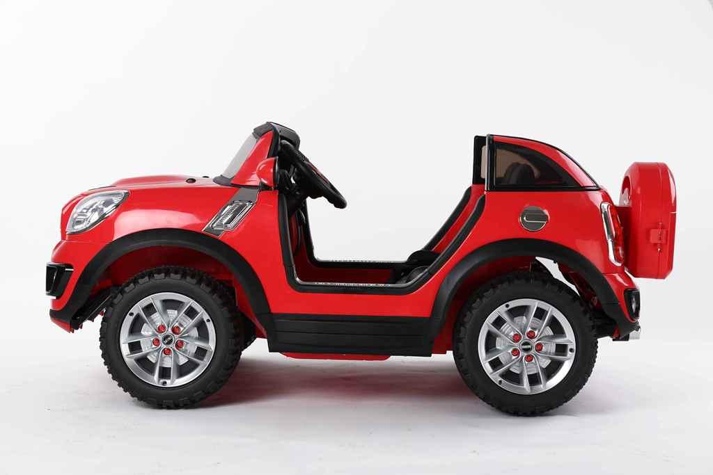 Ny bil med træk