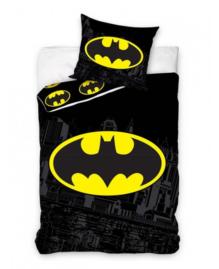batman sengetøj Batman 2i1 Sengetøj   100 procent bomuld (Udgået) batman sengetøj