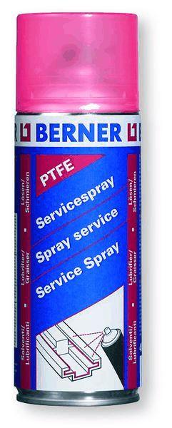 Berner service spray