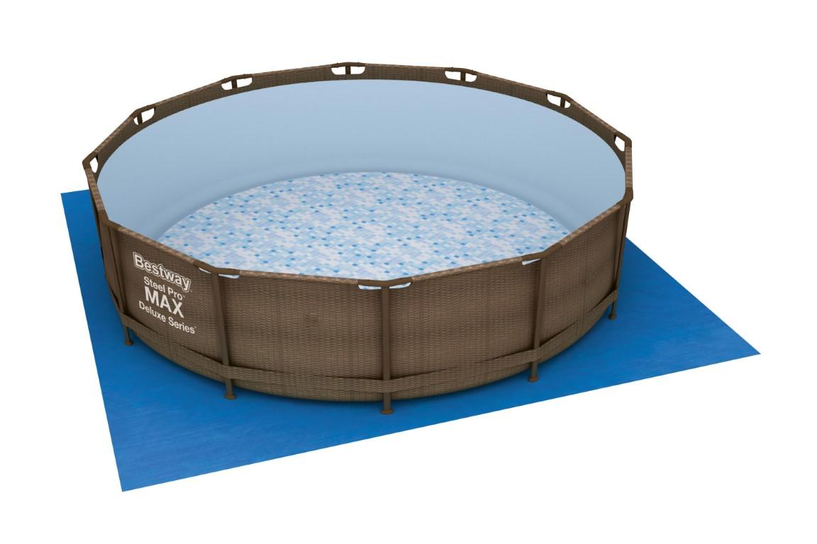 Efterstræbte Bestway Underlag til Pool 396x396 cm Kr. 199 - på lager til TM-06
