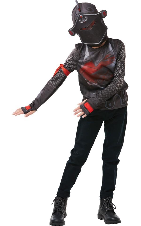 249 Best Images About Mens Fashion On Pinterest: Black Knight Fortnite Top Udklædningstøj Kr. 249