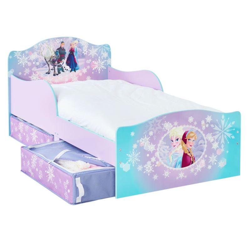 Disney Frost Seng m/opbevaring (140cm) Kr. 1.999 - på lager til ...