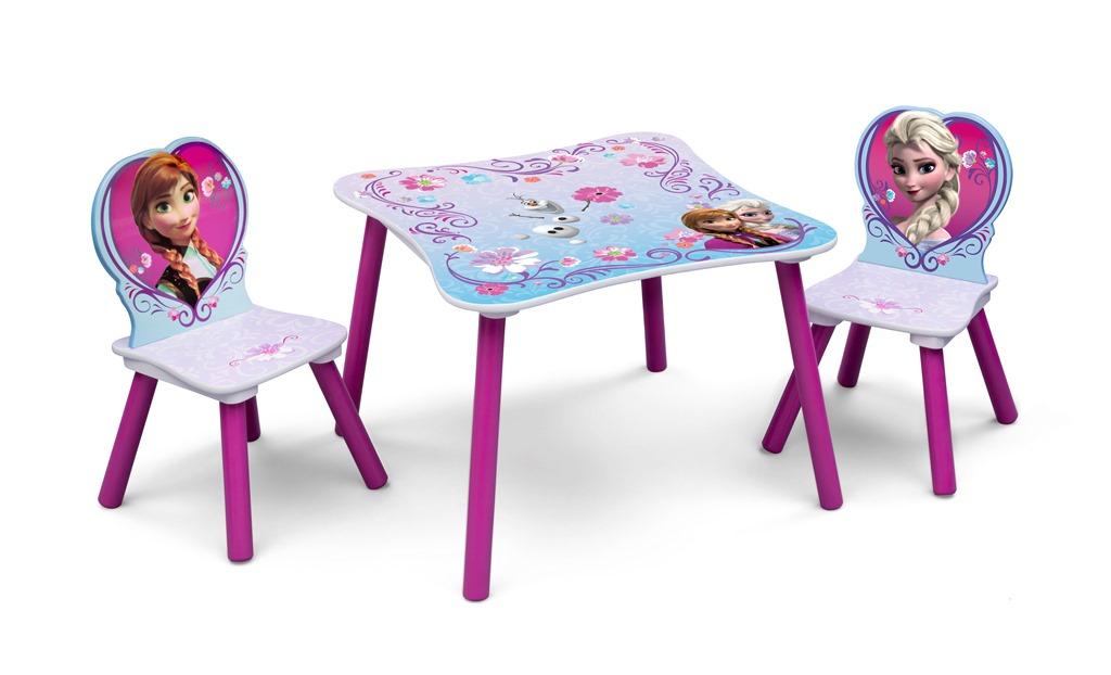 Disney frost træ bord med stole kr. 549   på lager til omgående ...