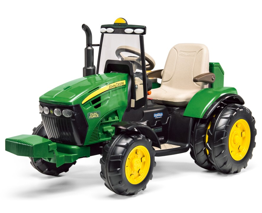 john deere dual force el traktor 12v udg et. Black Bedroom Furniture Sets. Home Design Ideas