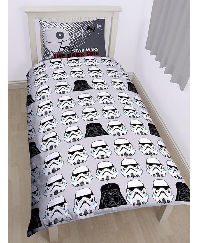 star wars sengetøj Lego Star Wars Skurke Sengetøj 2i1 design (Udgået) star wars sengetøj