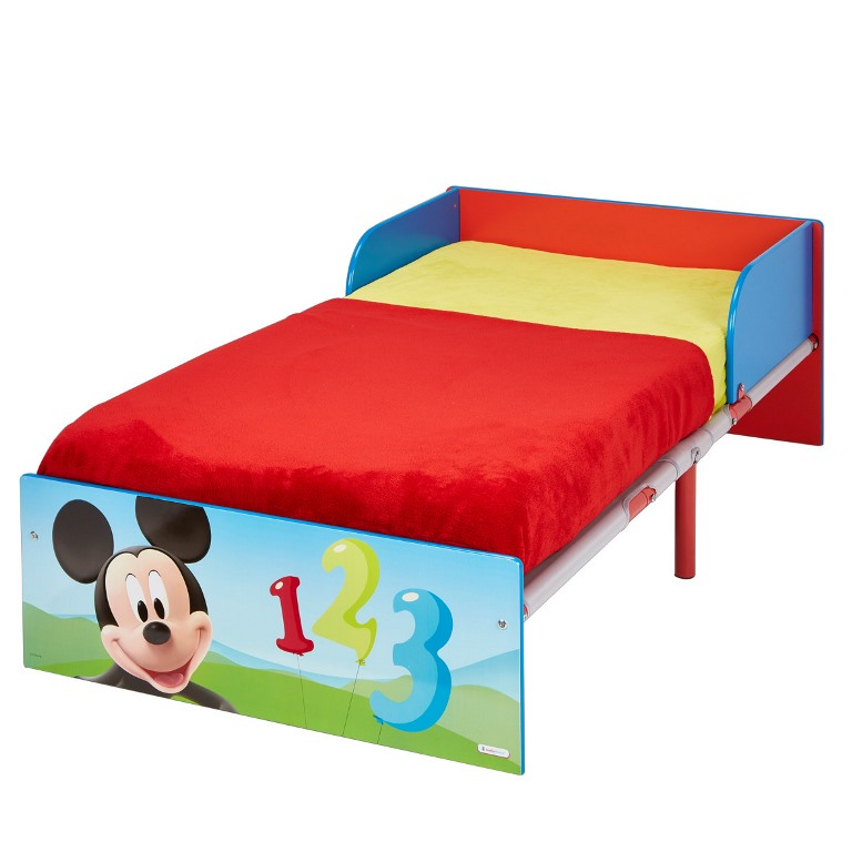 Mickey Mouse Junior seng (140cm) Kr. 899 - på lager til omgående ...