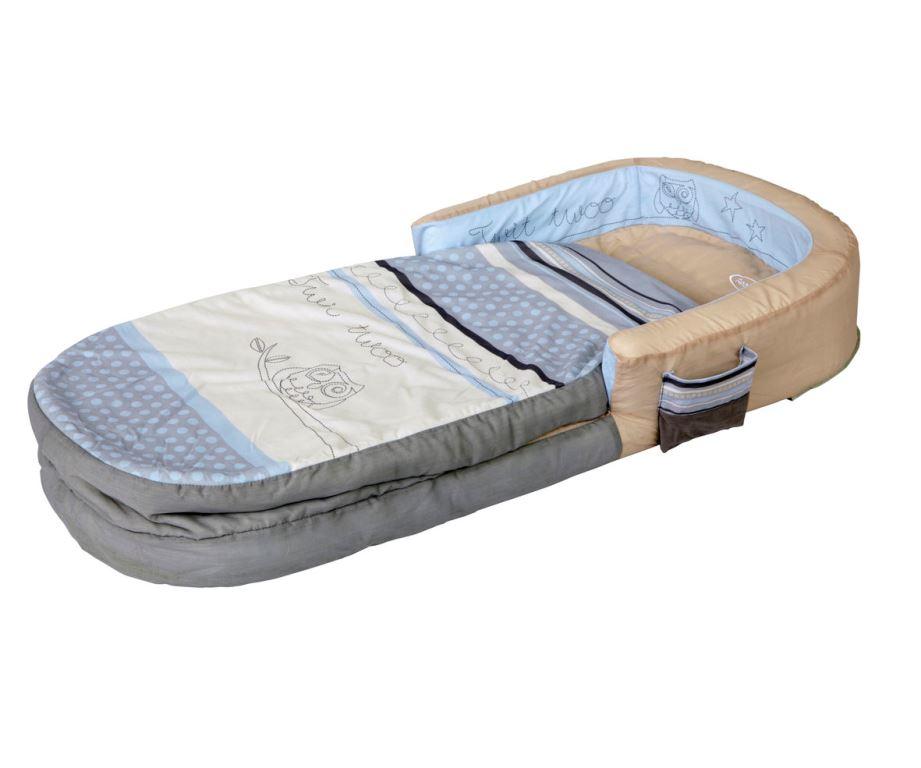 oppustelig seng Min første Gæsteseng / ReadyBed m/Sovepose (Udgået) oppustelig seng