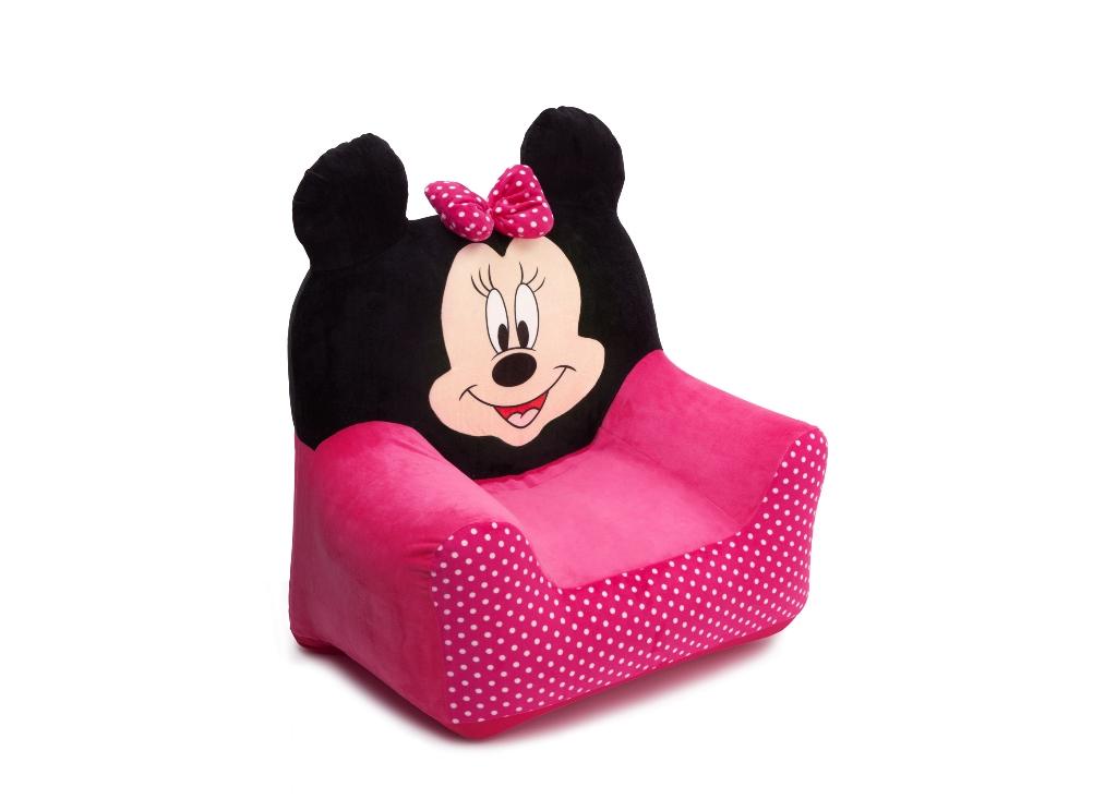 Minnie Mouse Stoel : Minnie mouse klub stol udgået