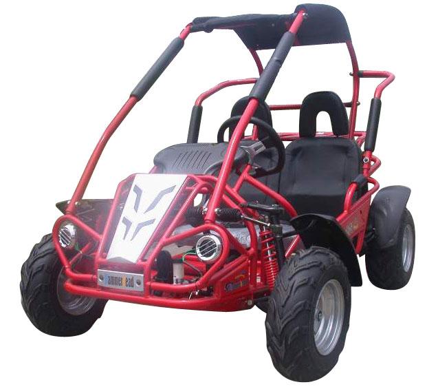 Off-Road Buggy 196cc 6.5HP Kr. 13.499 - på lager til omgående levering