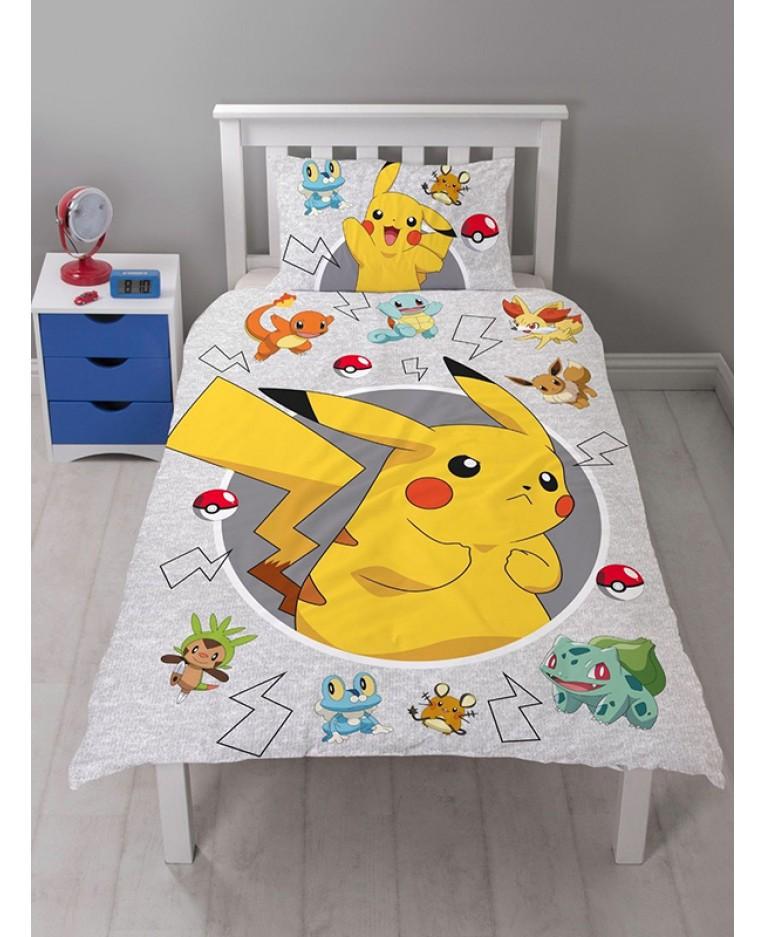 0fa8142511a Pokemon Catch Sengetøj 2 i 1 Design (Udgået)