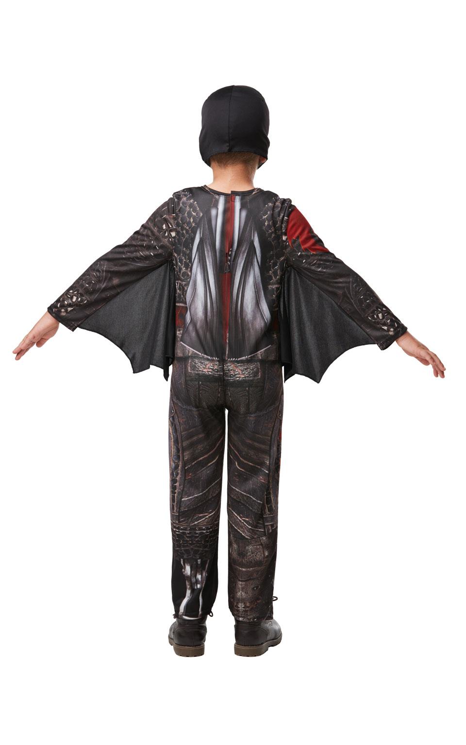 65945c8df57 Sådan træner du din drage - Hikki Deluxe Kostume(Str. 140) Kr. 295 ...