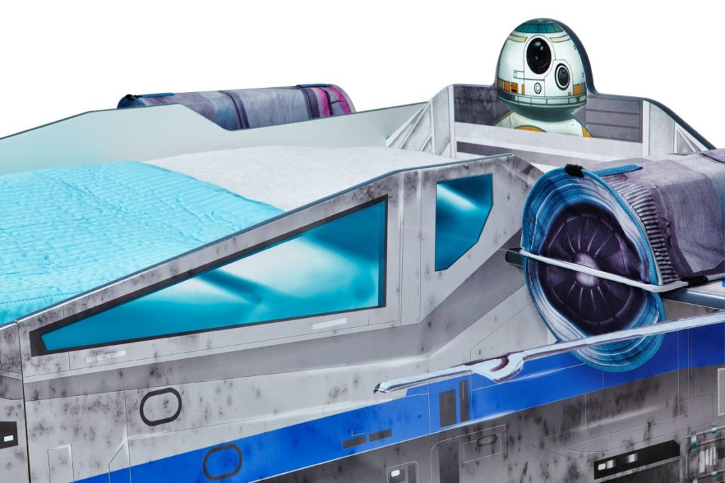 seng 190 cm Star Wars X Wing Fighter Seng (190cm) (Udgået) seng 190 cm