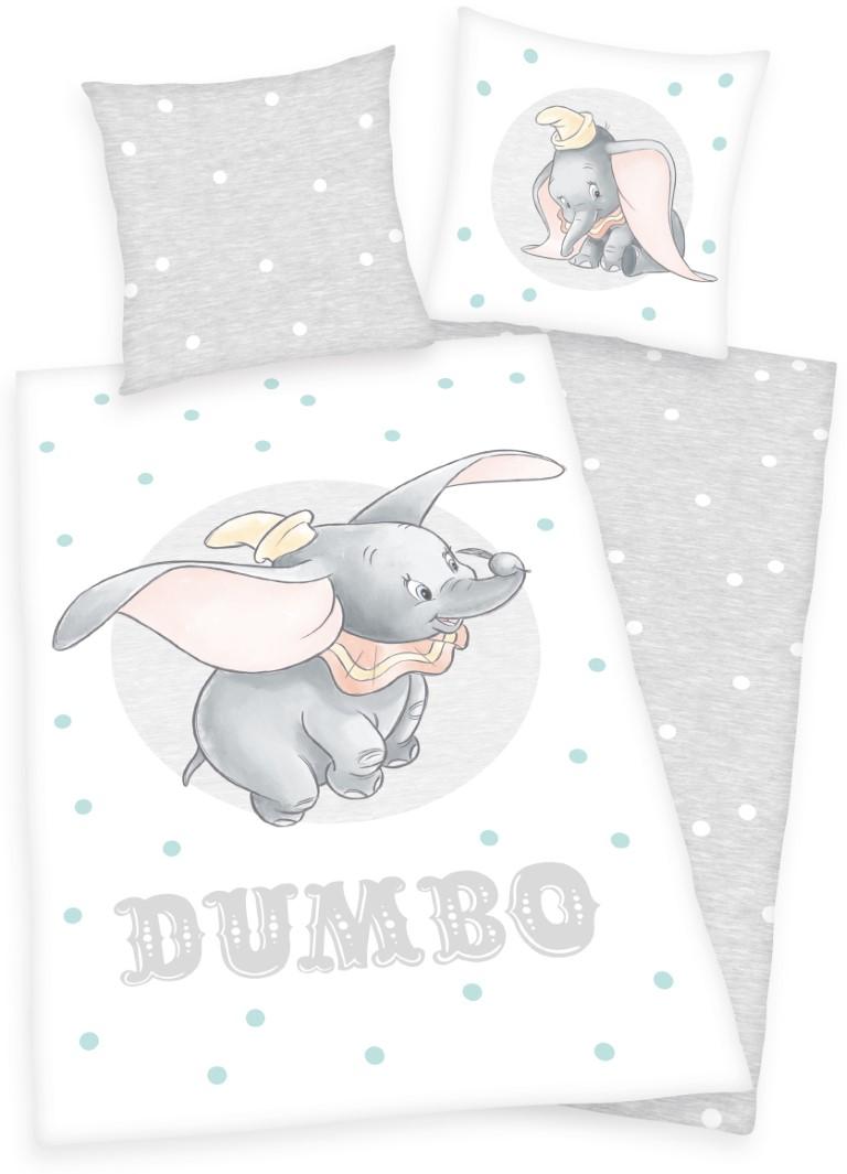 Picture of: Disney Dumbo Sengetoj 100 Procent Bomuld Kr 299 Pa Lager Til Omgaende Levering