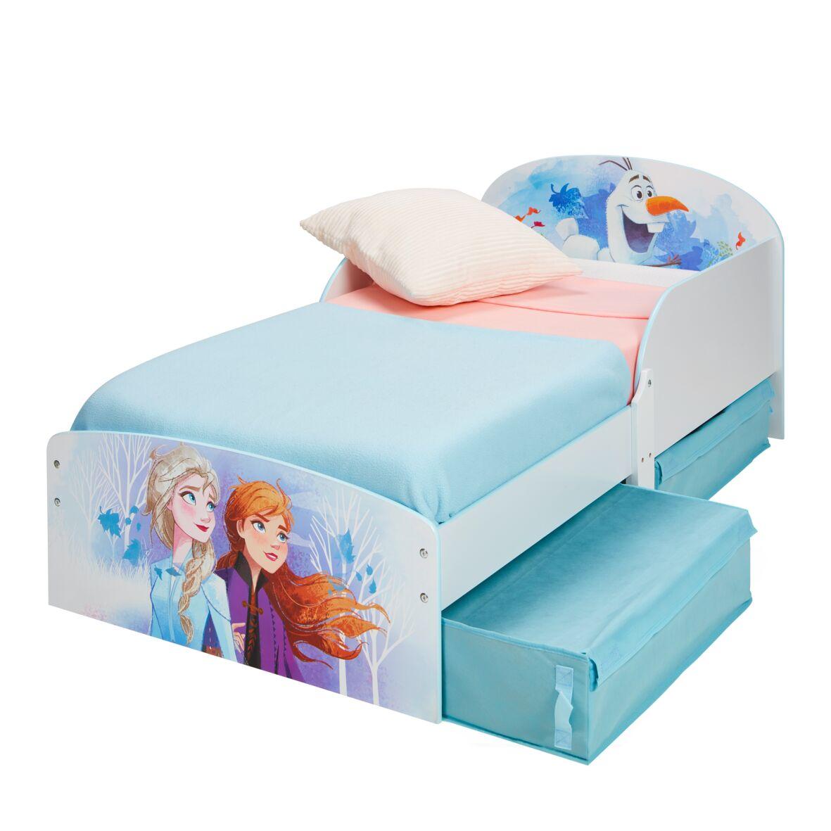 Picture of: Disney Frost 2 Junior Trae Seng M Opbevaring 140cm Kr 1 199 Pa Lager Til Omgaende Levering