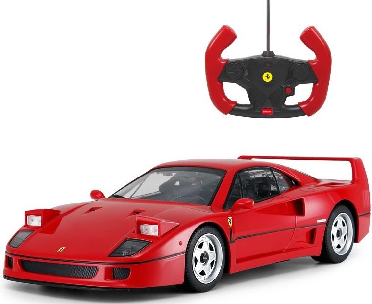 Ferrari F40 Fjernstyret Bil 1:14 Kr. 299