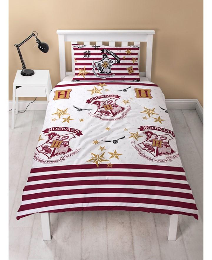 harry potter sengetøj Harry Potter 2i1 Sengetøj Kr. 199   på lager til omgående levering harry potter sengetøj
