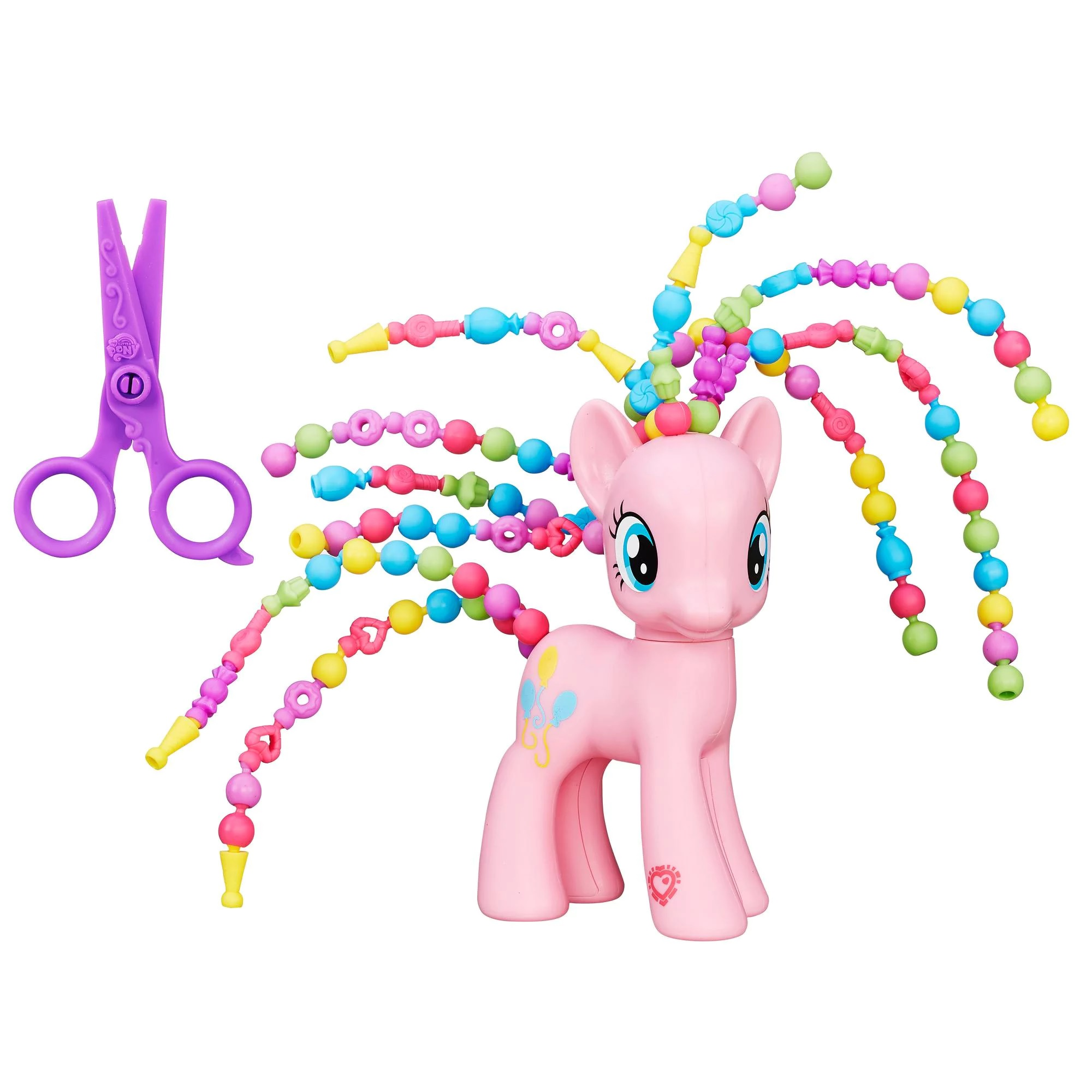 My Little Pony Equestria Hair Play Pinkie Pie Kr 99 Pa Lager Til Omgaende Levering