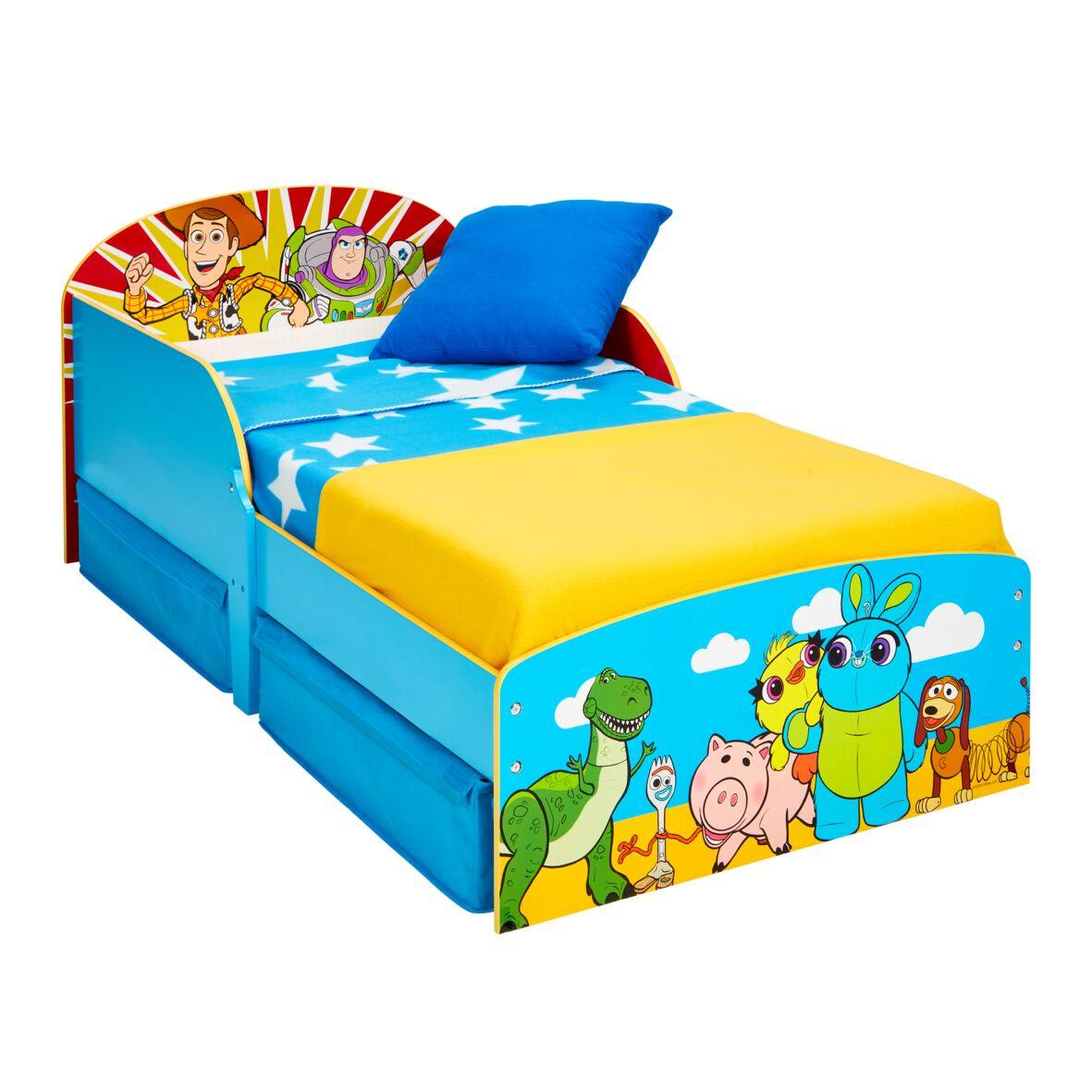 Picture of: Toy Story 4 Junior Trae Seng M Opbevaring 140cm Kr 999 Begraenset Tilbud Pa Lager Til Omgaende Levering