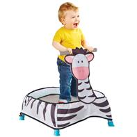 ZEBRA Junior Trampolin - Ny 2018 model
