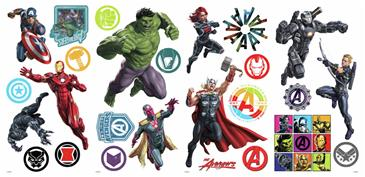 Avengers Classic Wallstickers-4
