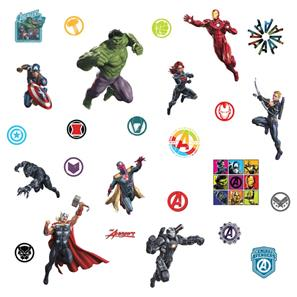 Avengers Classic Wallstickers-5
