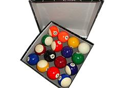 Billard Ball Set (A1)