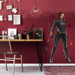 Black Widow Gigant Wallstickers