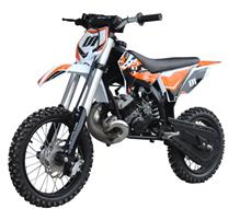 Dirt Bike 50cc 9.0HP Crosser 14''/12''