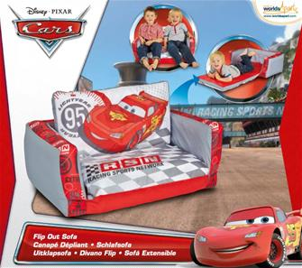 Disney Biler Junior Sovesofa-7