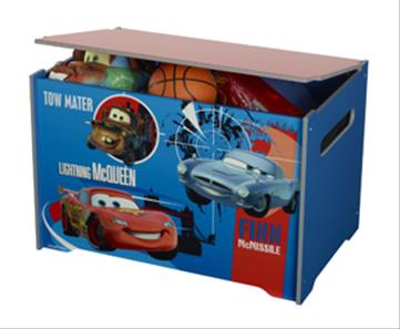 Disney Cars Legetøjs Box