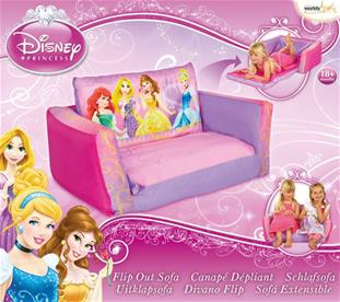 Disney Prinsesse Junior Sovesofa-10