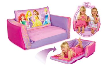 Disney Prinsesse Junior Sovesofa-2