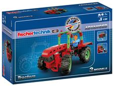 Fischertechnik Advanced Traktorer