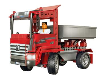 Fischertechnik Advanced Trucks 5-i-1 (390 dele)-9