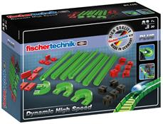 Fischertechnik Profi Dynamic Udvidelse: High Speed (30 dele)