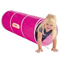 GetGo Pop-Op Pink Legetunnel