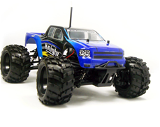 HSP 1:18 4WD EP Monster Truck 2.4G, Blå