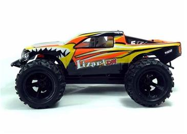 HSP 1:18 4WD EP Monster Truck 2.4G, Grøn-3