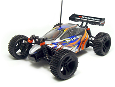 HSP 1:18 4WD EP Off-Road Buggy 2.4G, Blå