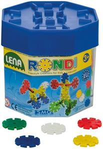 Lena Rondi 25 Building Box (170 stk. 25mm)