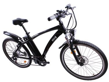 MCU EL Mountain bike 26'' m/7 Shimano gear-4