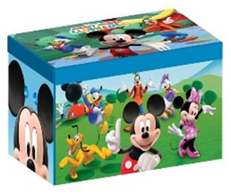 Mickey Mouse Sammenklappelig Legetøjs Box