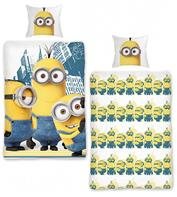 Minions By 2i1 Design - 100 Procent Bomuld