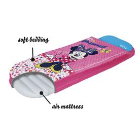 Minnie Mouse Junior ReadyBed Gæsteseng m/Sovepose-6