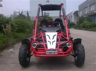 Off-Road Buggy 196cc 6.5HP-5