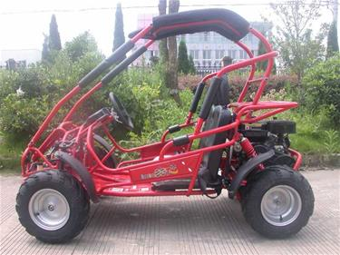 Off-Road Buggy 196cc 6.5HP-6