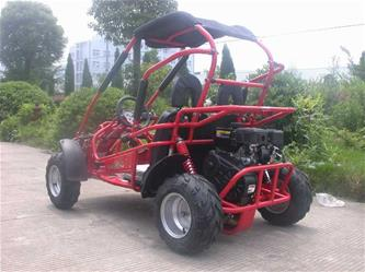 Off-Road Buggy 196cc 6.5HP-7