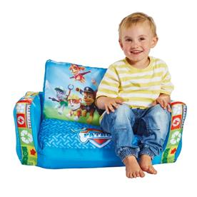 Paw Patrol Junior Sovesofa-4