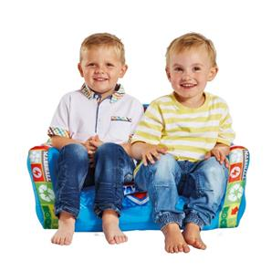 Paw Patrol Junior Sovesofa-5