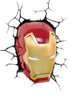 Phillips Avengers Ironman 3D Lampe
